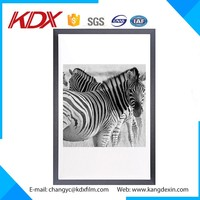 New Style Home Decoration 3D Horse Painting Moving Effect Lenticular Painting Pictures