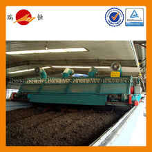 2013 Organic fertilizer fermenting compost turner machine