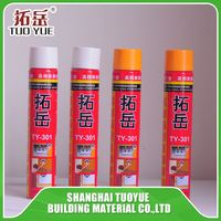 Large Expansion Good Quality Spray Pu Expanding Foam Sealant