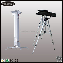 Aluminum Portable Projector Trolley.Projector Stand/Ceiling mount