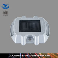 ISO 9001 Factory strong reflective effect solar road stud