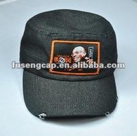 Wash Denim Baseball Hat