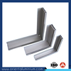 2017 China gold supplier aluminum l profile l shaped aluminum extrusion