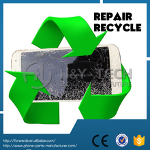Cracked/Broken mobile LCD repair/fix/refurbish service for Samsung S6/S6 Edge/J3/Not 2,3,4