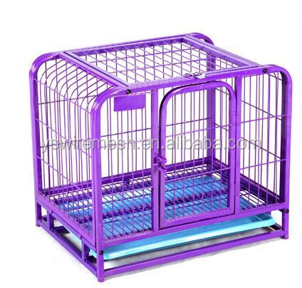 Color Dog Cages/High Quality Metal Pet Cage Dog Cage