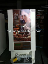 three in one premixed coffee vending machine with instant heater F-305