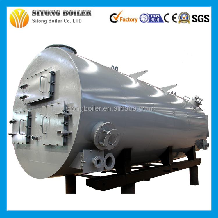 High steam Quality Renewable Fuel hotel gas fired steam boiler