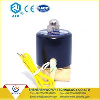 2W-500-50 gas, air, water, steam solenoid valve 24v