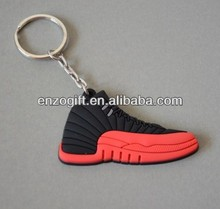 cheap wholesale jordan shoes keychain, 2014 2D/ 3D keychains jordan design