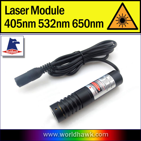 Red Green Blue - violet Line Dot Cross Laser Module with 1mW 5mW 50mW to 200mW and 405nm 532nm 650nm 780nm 850nm