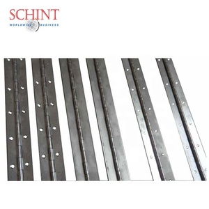 Heavy Duty Folding Door Hinge Continuous Piano Hinge Stainless Steel
