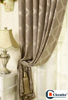 2014 china wholesale ready made curtain,heart decorative beads curtains
