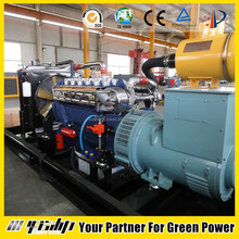 power generator natural gas