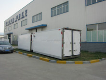 Cheap 2-15m FPR/GRP insulated truck body/insulated panel for refrigerated truck