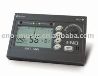 3in1 metronome and tuner with tone generator