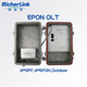FTTH EPON OLT, outdoor 4 ports, chinese supplier