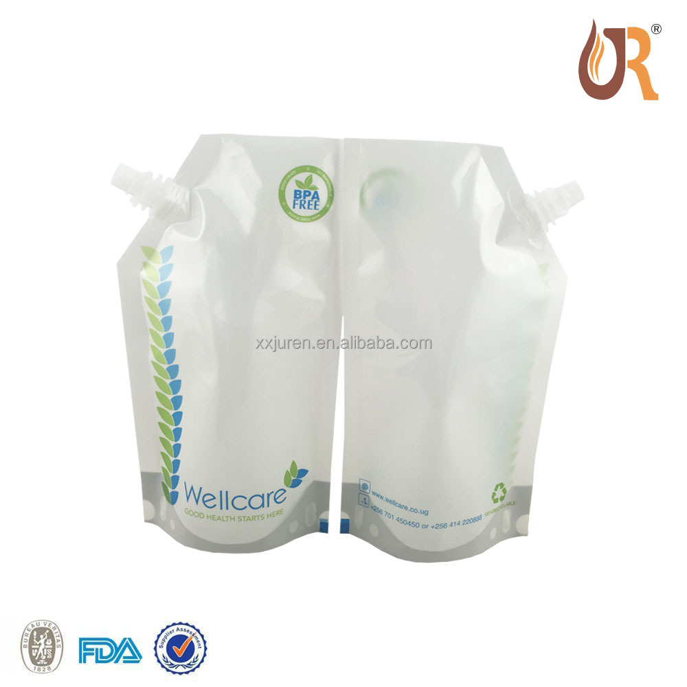 printed Washing Powder Plastic Packaging material/Laundry Detergent Bag/Laundry Soap Powder bags