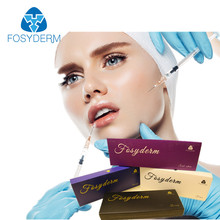 1ml safety acid hyaluronic dermal filler from fosyderm