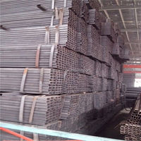 HDG Square Structure Steel Tube Manufacturer