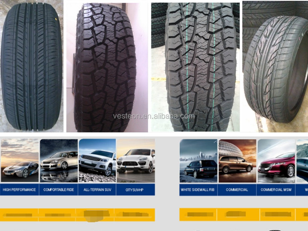 China Cheap Jeep Tyre Offroad Car Tyres