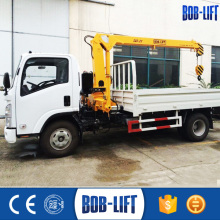 Small BoomTruck Used Hydraulic Crane for Sale in Dubai