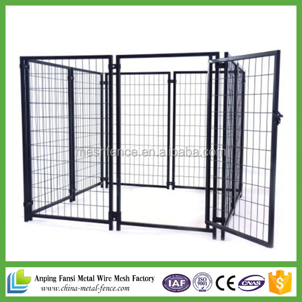 high quality cheap galvanised dog kennel wholesale china supplier