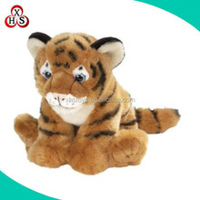 2015 hot selling best made custom plush tiger toy skin