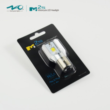 NAO factory low price patented M2S BA20D motorcycle bullet led headlight