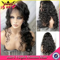 2015 new products,Virgin brazilian full lace wigs,Supply 7A grade human hair full lace wig