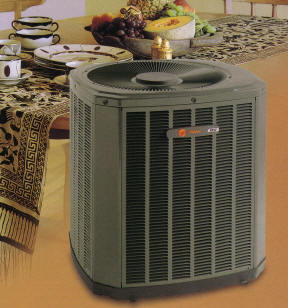 Trane Air Conditioner and Trane Heat Pump