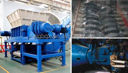 Double Shaft /Two Shaft /twin shaft Shredder