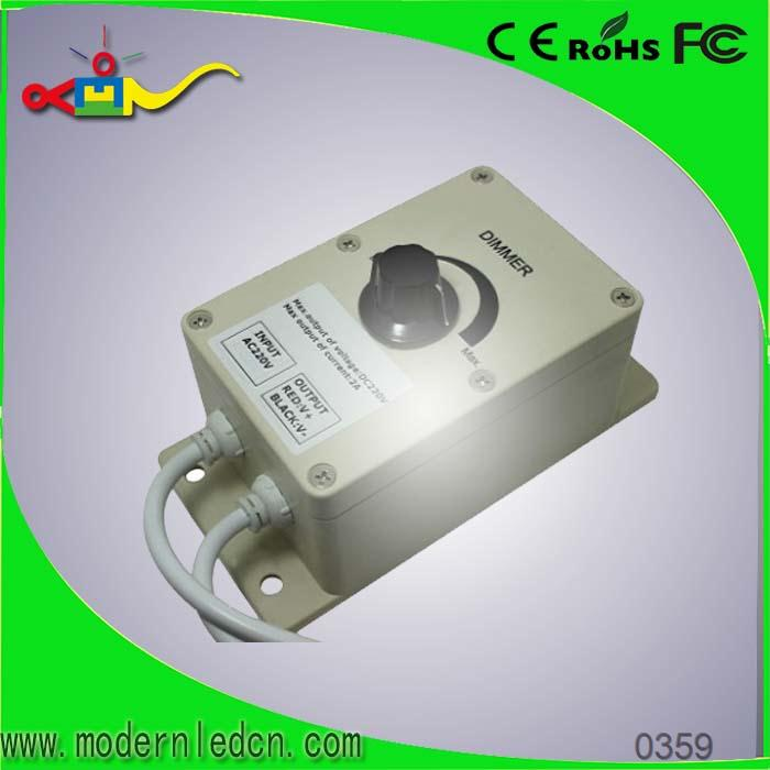 popular wall mount 0-10v led dimmer controller