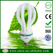 high lumen, high quality, lotus, lamp cfl light bulb with price