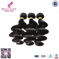 5 Pcs/Lot 100% Virgin Indian Remy Temple Hair Indian Body Wave Selling By China Supplier