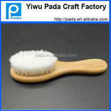 baby brush and comb with pure wool