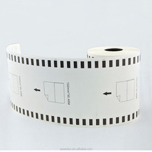 Best Price DK Continuous Thermal Paper Label Roll DK-22243 Compatible for QL-1050 QL-1060N label printer