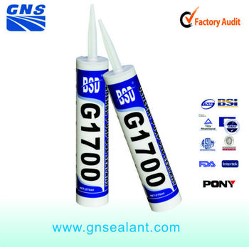 Non mixing acrylic paint silicone sealant buy non mixing for Silicone paint sealant