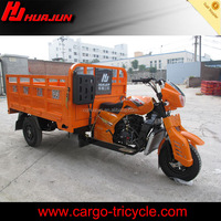 Chongqing huajun 3 wheel motorcycle for sale 350cc agriculture cargo three wheeler dirt bike 350cc motorcycle scooter