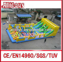Good Quality PVC Custom giant inflatable fun city amusement games for kids
