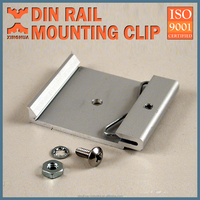 Aluminum Din Rail Mounting Clip