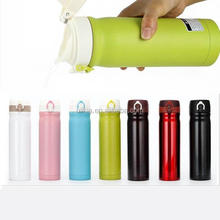 Sports Stainless Steel Insulated Water Bottle with Double Walled Vacuum with Wide Mouth