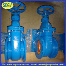 ANSI standard cast iron gate valve with price