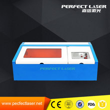 Hot Sale Mini Rubber Stamp / Soap Laser Engraving Machine
