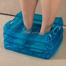 inflatable massaging pedicure foot strong bath