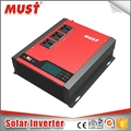 CE Approved off grid frequency solar inverter 720w 12v for home use