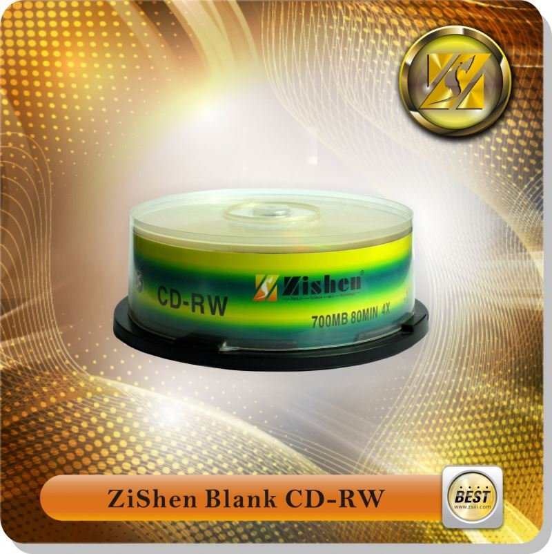 Wholesale Blank Cd Rw,Rewritable Cd Spindle