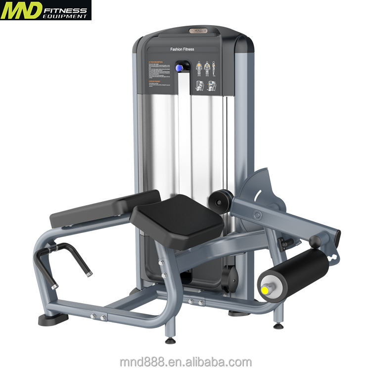 MND Exercise Fitness Equipment Cross Fit FF01-0518 Prone Leg Curl