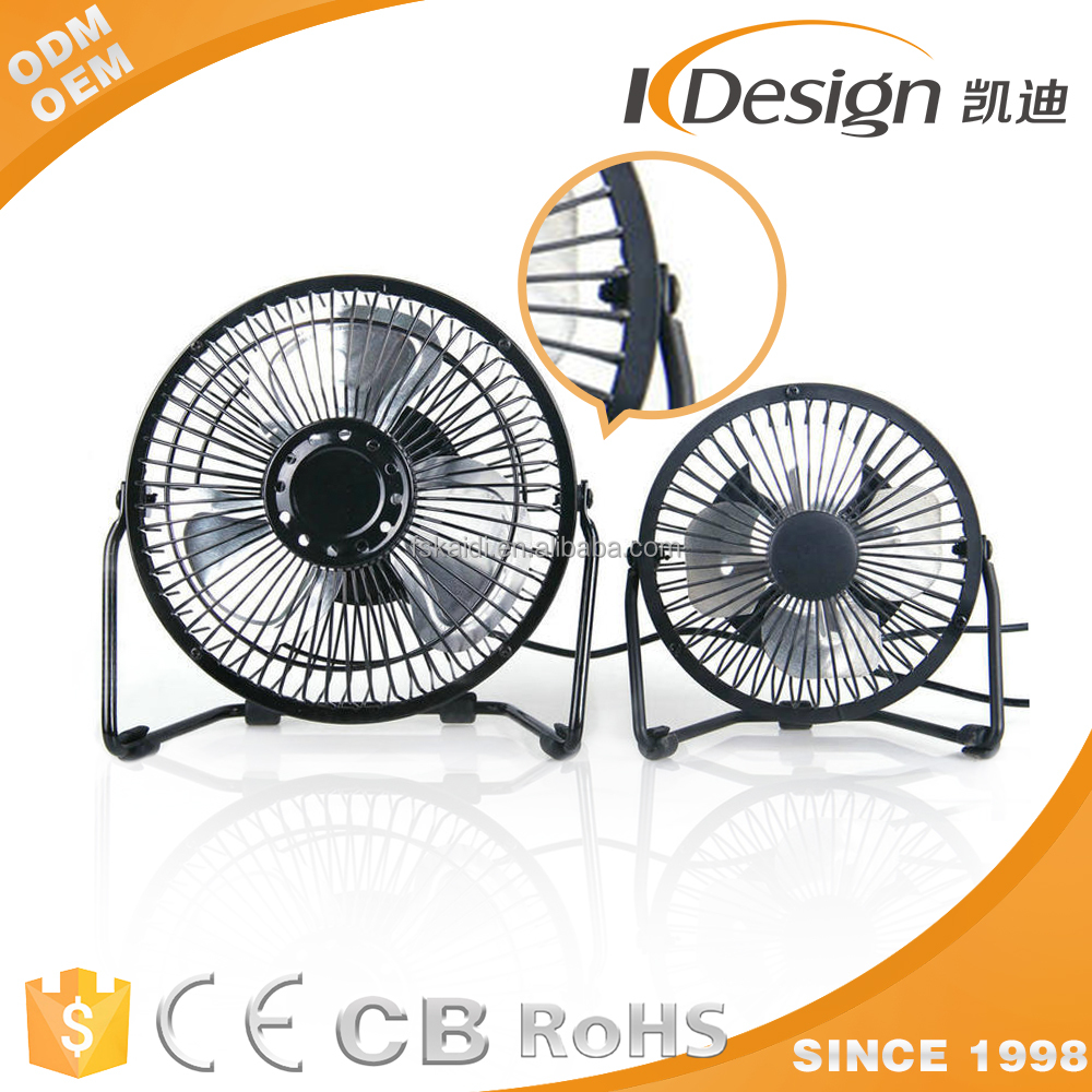 Cheap Price Household Electrical Appliances Mini Fan Cartoon