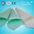 Disposable sterilization crepe paper with small porus size