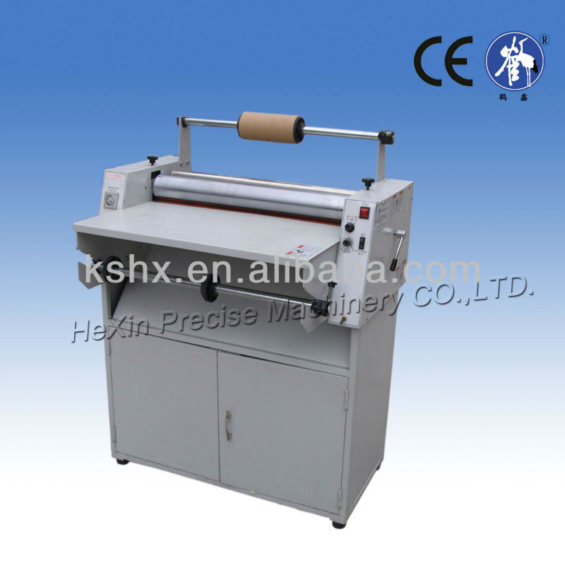 Professional Highspeed Roll Copper Foil Adhesive Tape Laminating Machine